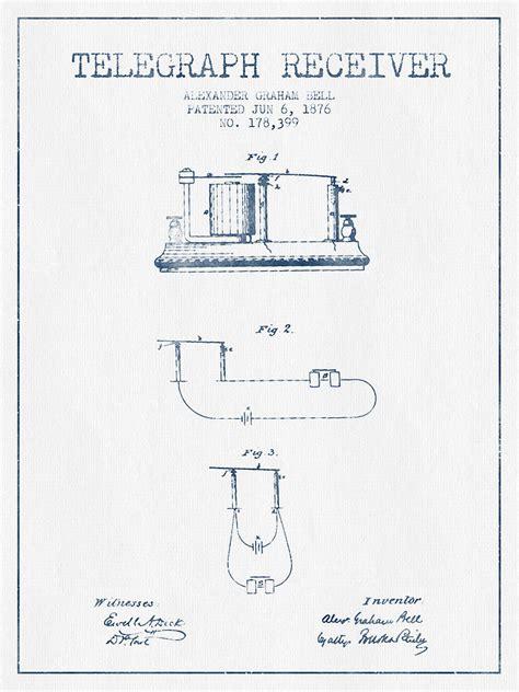 Graham Bell Drawing