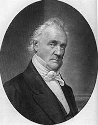 Image result for James Buchanan