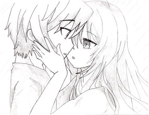 anime couples kissing sketches tattoo couple kissing sketch how to draw manga tattoo