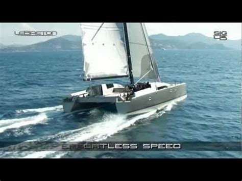 catamaran sailing for dummies le breton yachts sig45 performance cruising sailing