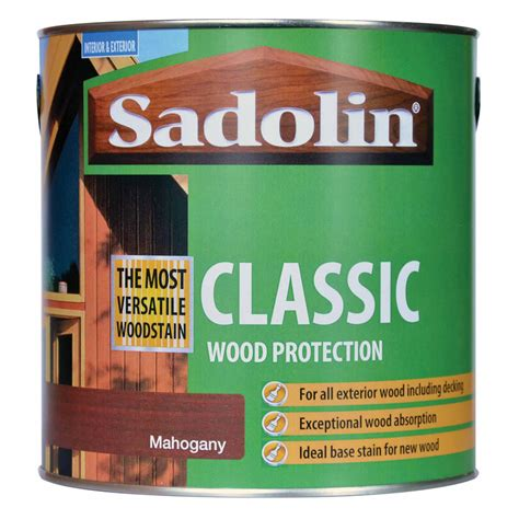 Sadolin Interior Wood Stain by Products Sadolin