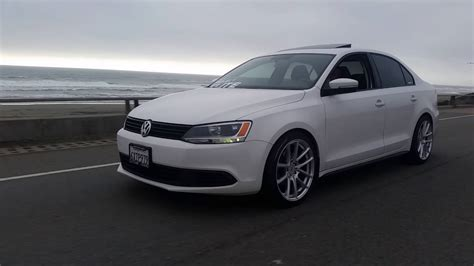 modified volkswagen jetta custom volkswagen jetta mk6 youtube