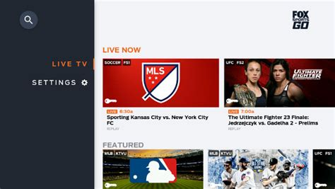 fox sports go app for android best android apps for shield android tv box nvidia shield