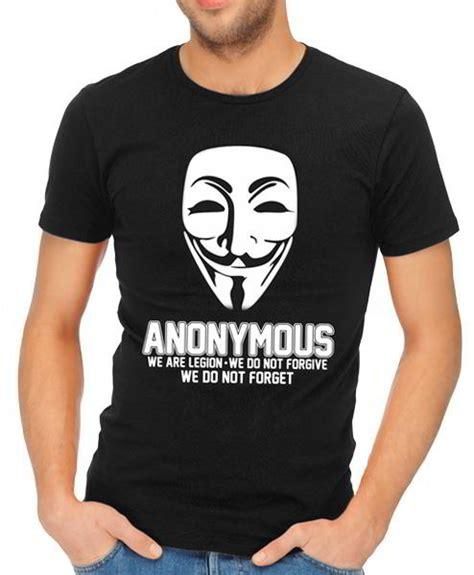 T Shirt Anonymous 03 anonymous print shirt