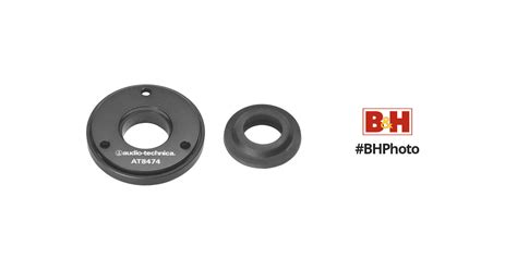 Isolation 1 Condition 3679 by Audio Technica At8474 Low Profile Isolation Mount At8474 B H