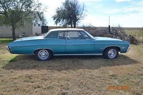 1968 impala custom coupe classic custom coupe 1968 chevrolet impala