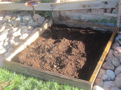 best soil for raised beds raze your worthless soil with easy to build raised garden