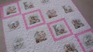 Quilting Blankets by Beatrix Potter Baby Quilt Sewgrateful Quilts