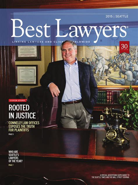 Pluger Telor best lawyers in seattle 2015 by best lawyers issuu