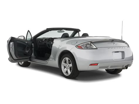 mitsubishi convertible 2007 mitsubishi eclipse spyder reviews and rating motor