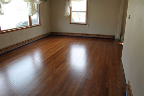 1 or 2 coats of stain on hardwood floors hardwood floor stain i refinished my oak floor using