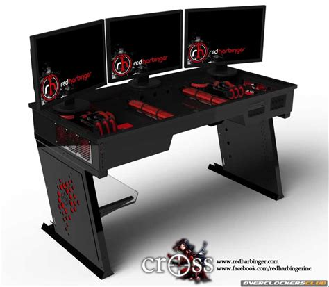 Computer Desk For Gaming Pc Ideas Home Interior Exterior Pc Gaming Desk