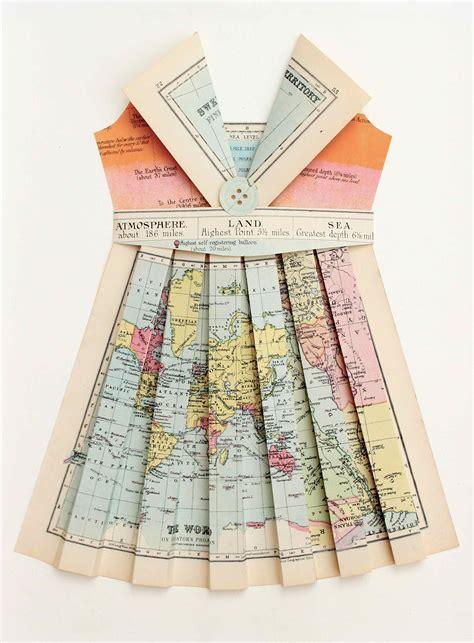 Make A Paper Dress - paper dresses