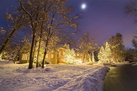 Residential Christmas Lights Installation Utah Brite Nites Lights In Utah