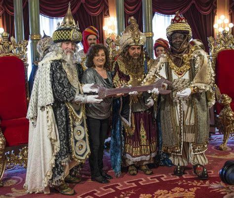 fotos reyes magos reales los reyes magos ya est 225 n aqu 237 pa 237 s vasco el mundo