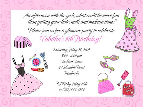 Uniea Original Dot For 3rd 4th Pink original invitation dress code wording 4 concerning
