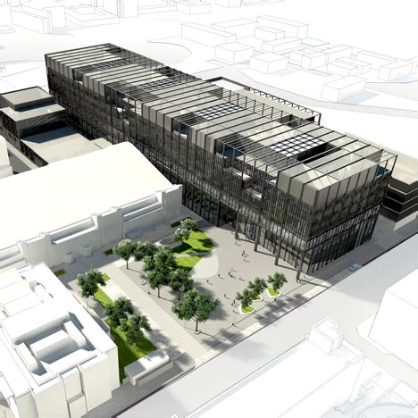 design engineer university mecanoo s engineering cus for the university of manchester