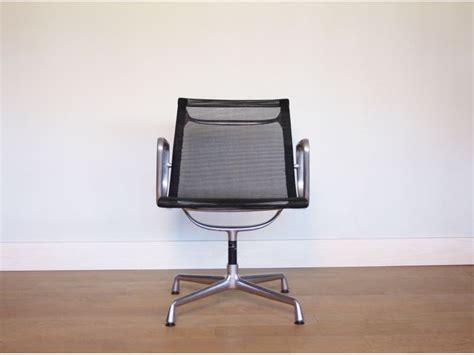 Eames Vintage Fauteuil Bureau Aluminium Chair Fauteuil Bureau Eames
