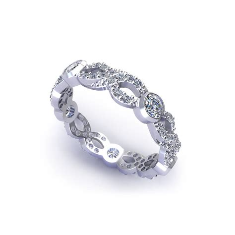 Wedding Ring Infinity Design by Infinity Wedding Ring Jewelry Designs