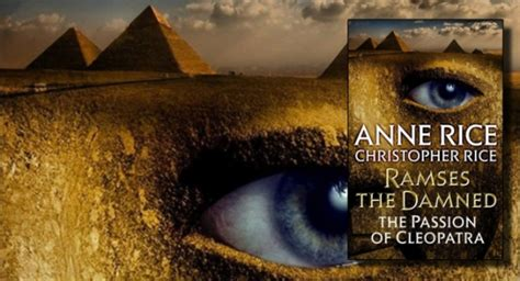 ramses the damned the of cleopatra books book review ramses the damned the of cleopatra