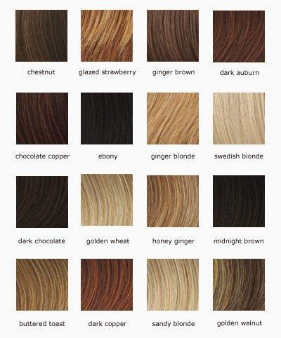 shades hair color shades of light brown hair color chart which one looks