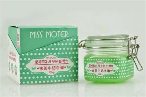 Pemutih Miss Moter miss moter matcha krim pemutih kulit alami yang berbahan dasar dan green tea