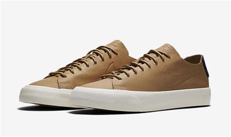 Original Bnib Nike Blazer Studio Low Qs Vachetta nike blazer colorways release dates pricing sbd