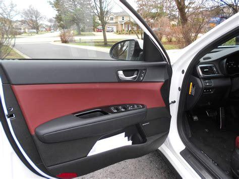 kia optima sx turbo review road test review 2016 kia optima sx turbo