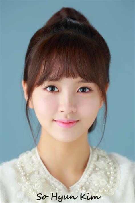 photo gallery of korean actress korean actress so hyun kim picture gallery