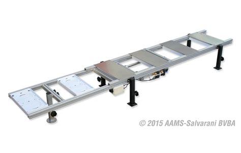 horizontal patternator aams salvarani training