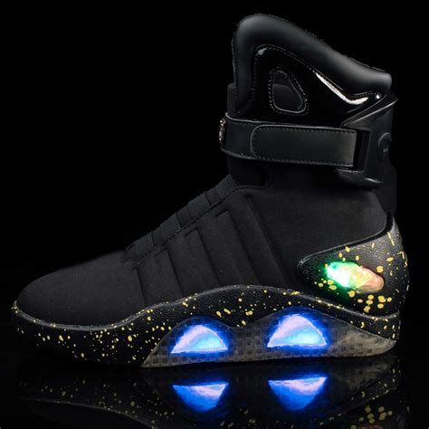 Led Shoes vipfox 2017 led shoes sneaker high cut led shoes high top led light shoes for and