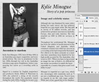 newspaper layout tutorial how to create newspaper layout in photoshop photoshop