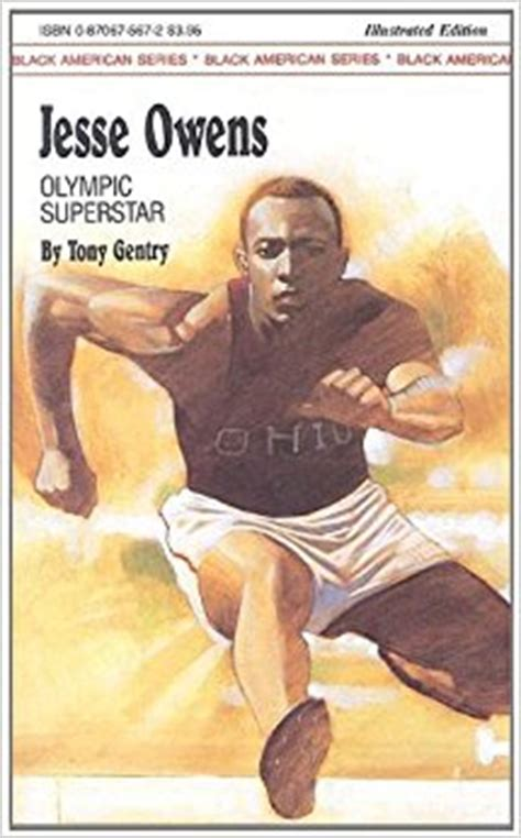 a picture book of owens owens olympic superstar black american co