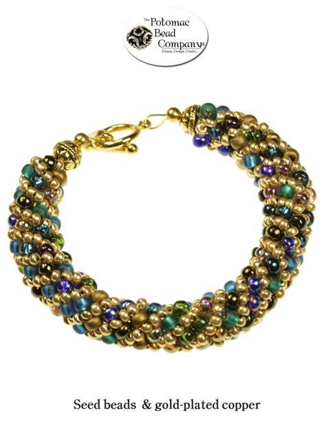 the potomac bead company pin by potomac bead company on seed bead designs