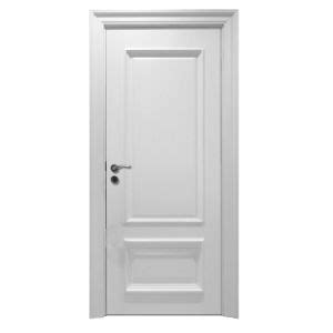 White Wooden Interior Doors China Classic White Mdf Wood Lacquer Wooden Interior Door Msgd03 China Wooden Door