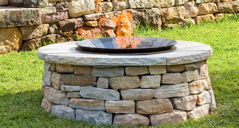 build your own backyard fire pit make your own backyard fire pit better homes and gardens