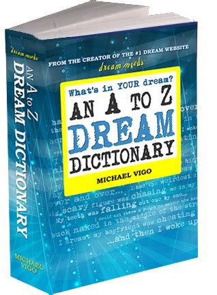 the dictionary of dreams and their meanings books moods order quot what s in your quot book