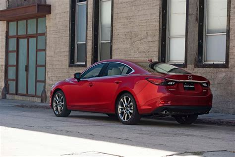 mazda 3 or mazda 6 2017 mazda mazda6 reviews and rating motor trend