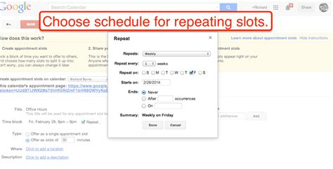 Calendar Appointment Slots Free Technology For Teachers How To Create Appointment