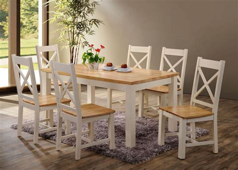 tulare 6 dining set rochester set oak 6 chairs dining tables