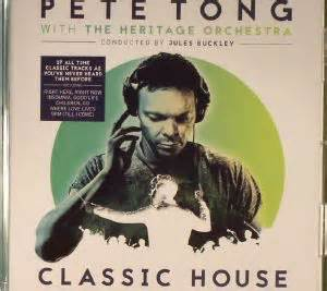 heritage house buckley pete tong the heritage orchestra jules buckley classic house vinyl at juno records
