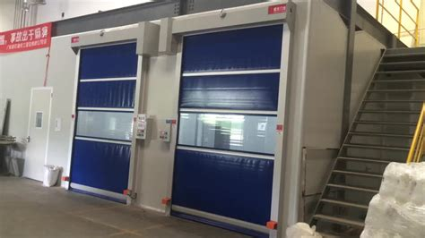 High Speed Roll Up Door by High Speed Roll Up Door High Speed Pvc Door Industrial Roll Up Door Buy High Speed Rolling