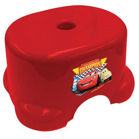 Disney Cars Step Stool by Disney Cars Step Stool Small Potty Concepts
