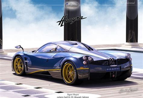 2015 pagani huayra 730 s picture 577147 car review