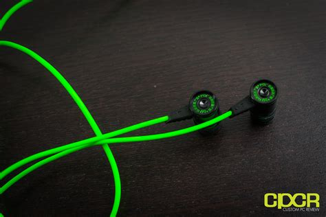 Headset Razer Hammerhead razer hammerhead pro in ear gaming headset review custom pc review