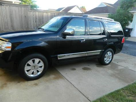 automobile air conditioning service 2007 lincoln navigator l lane departure warning sell used 2007 lincoln navigator in memphis tennessee united states