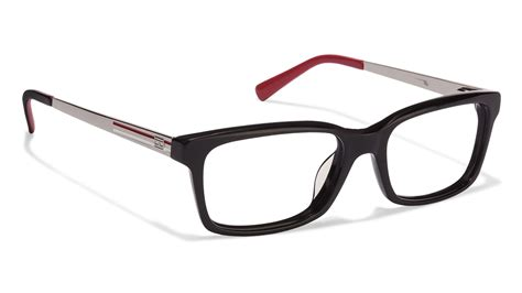 buy hilfiger th5199 black silver c4 eyeglasses