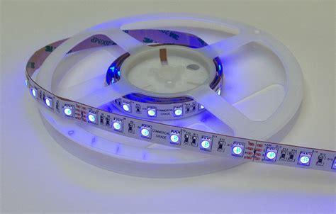 rgb led tape lighting creates this striking luxury residential 15 watt 24v rgb colour changing led tape 5050 smd