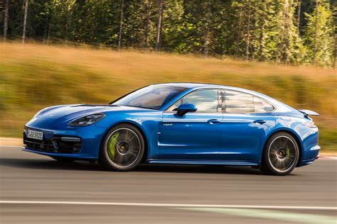 Porsche Panamera Motoren by 2018 Porsche Panamera Turbo S E Hybrid Review Motor