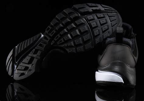 Nike Air Presto Low All Black Sneakers nike air presto low utility black white 862749 003